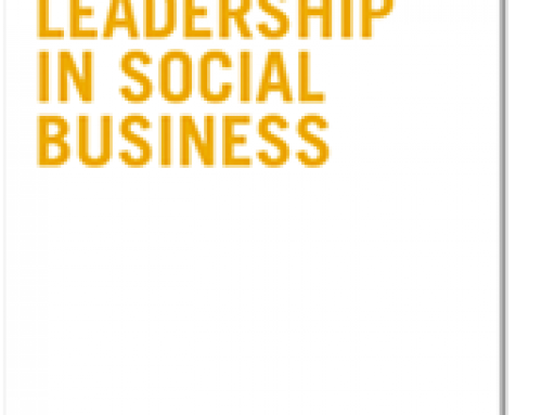 Leadership in Social Business – Contextual No. 11 (2013)